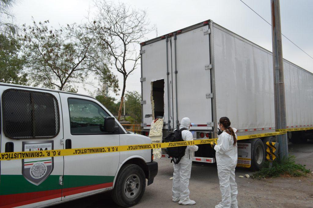 Al menos 289 migrantes son interceptados en estado mexicano de Tamaulipas