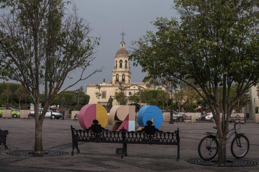 la cruz centro histórico querétaro turismo lluvia