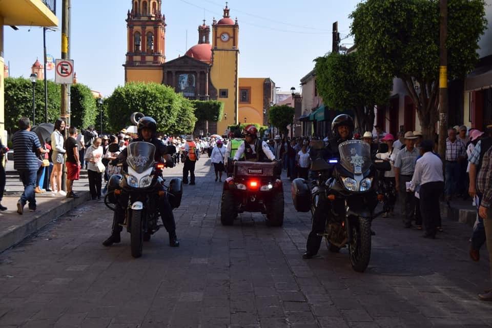 Policía San Juan del Río
