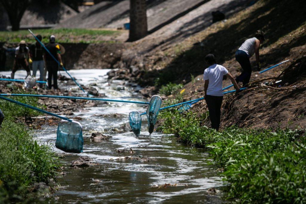 río querétaro limpieza 3