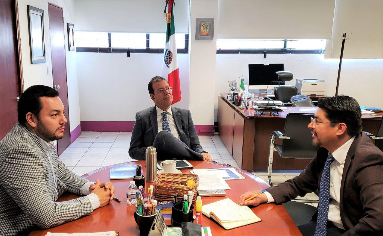 Trabajan Guanajuato y Querétaro para mejorar ordenamiento del transporte suburbano