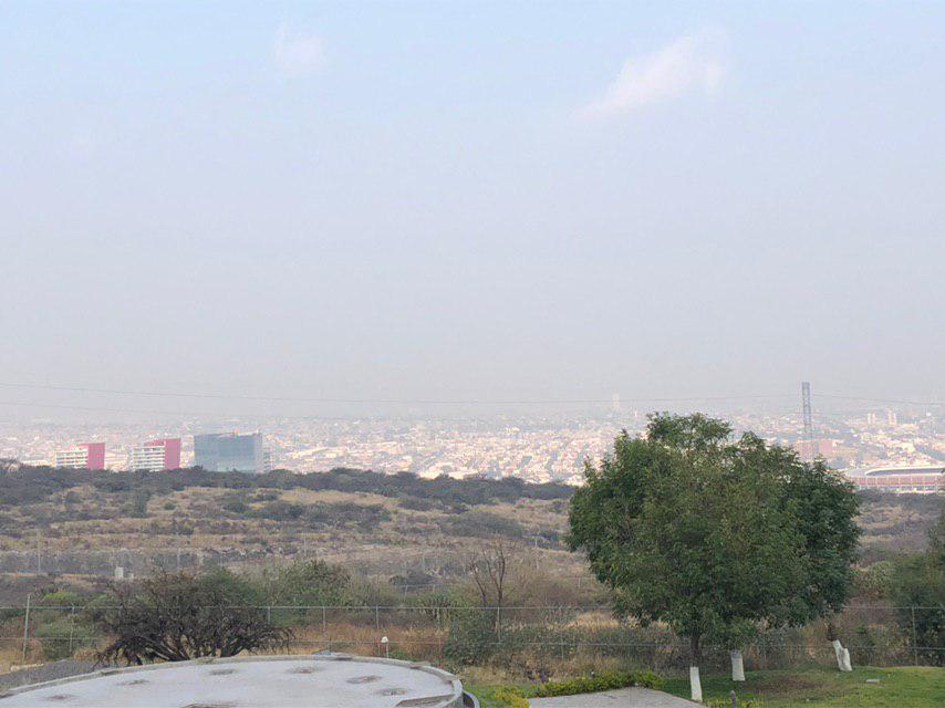 Bruma de esta mañana se debió a un aumento parcial de PM2.5: Sedesu