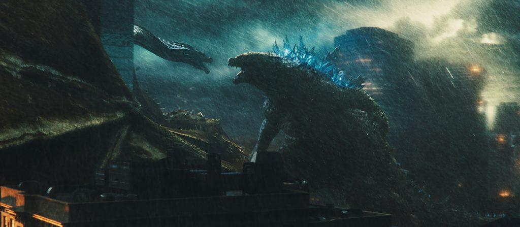 Godzilla y sus más acérrimos enemigos se enfrentan en la gran pantalla