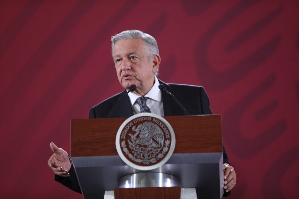 El presidente de México tendrá