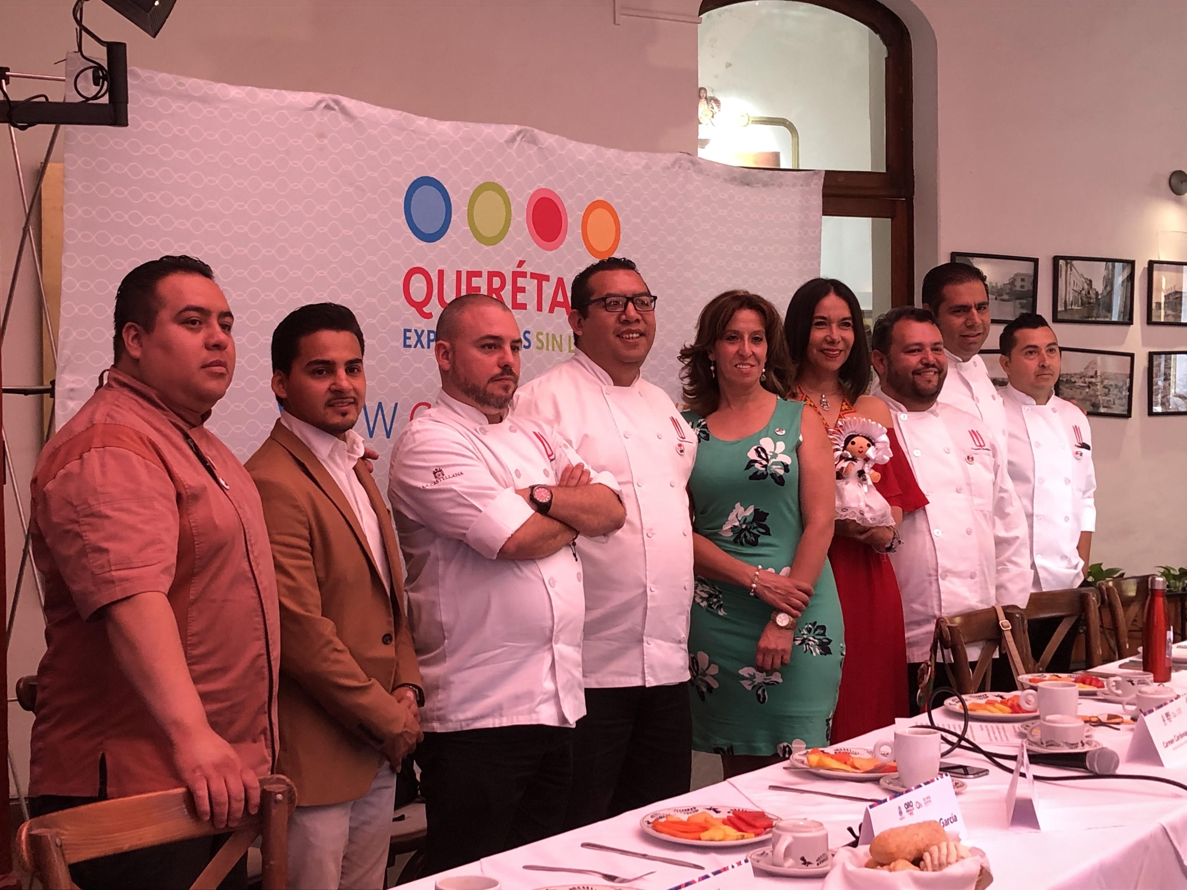 """Chefs alistan sus """"armas"""" para participar en las Batallas Culinarias"""