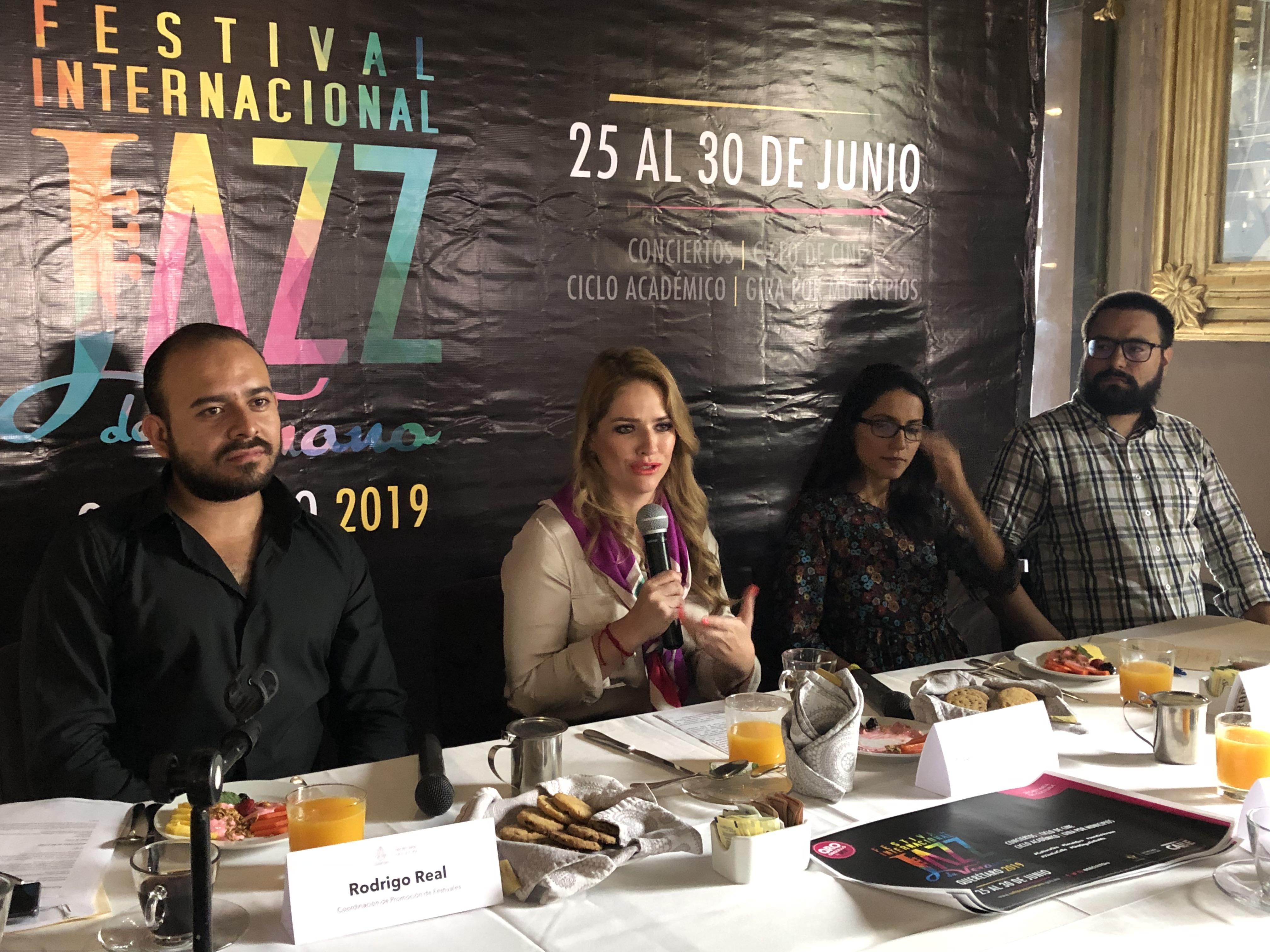 El jazz regresa a Querétaro con su 9° Festival Internacional