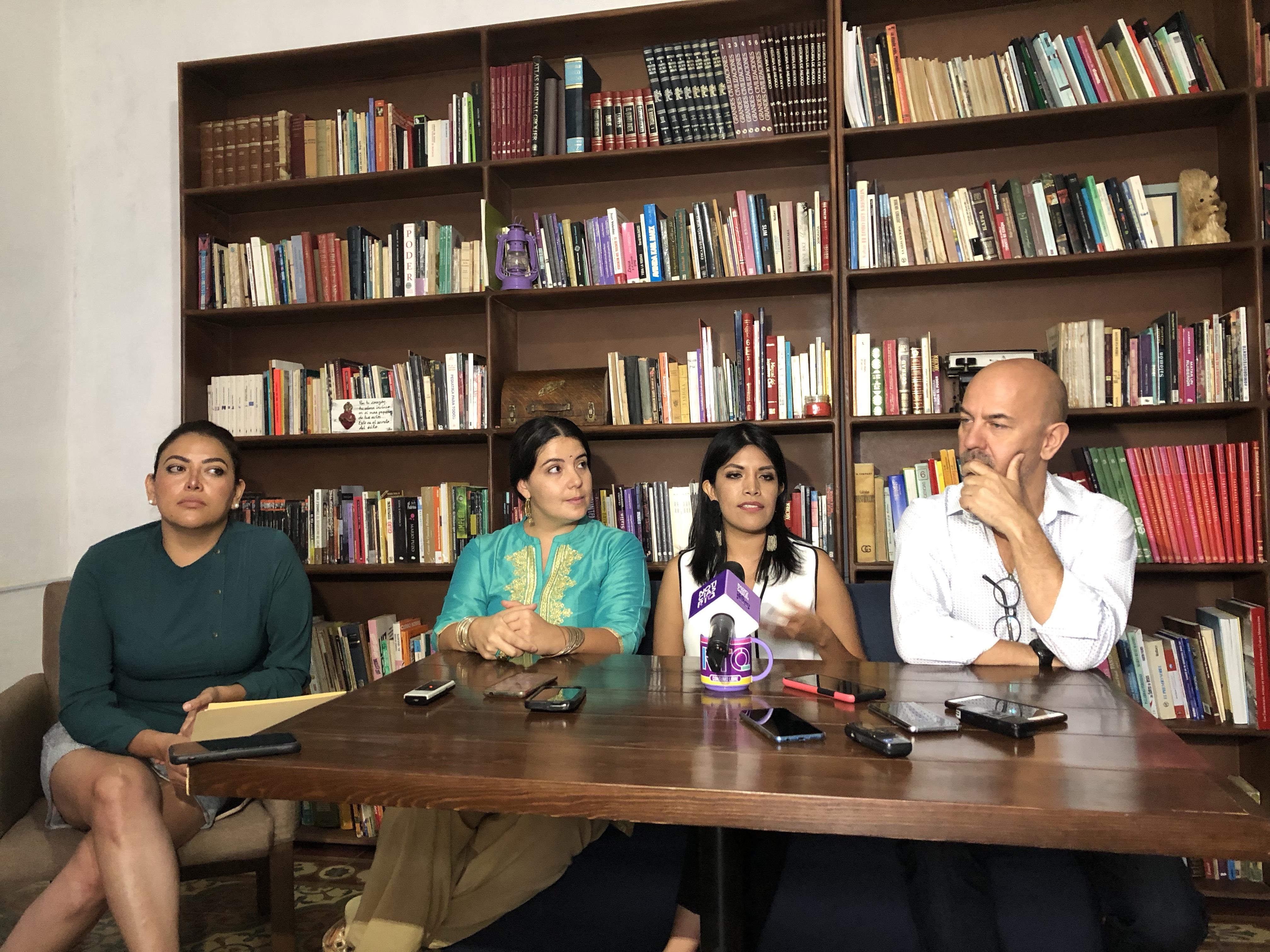 Querétaro abre sus puertas al Festival Internacional de Literatura