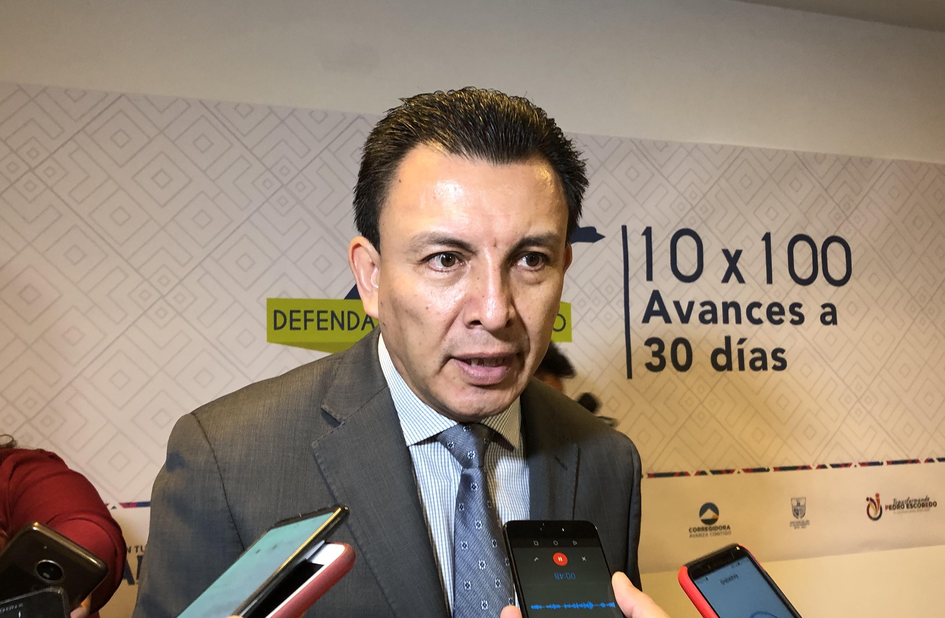 Apoyará SSC con vigilancia vial en campus Aeropuerto y Juriquilla de la UAQ