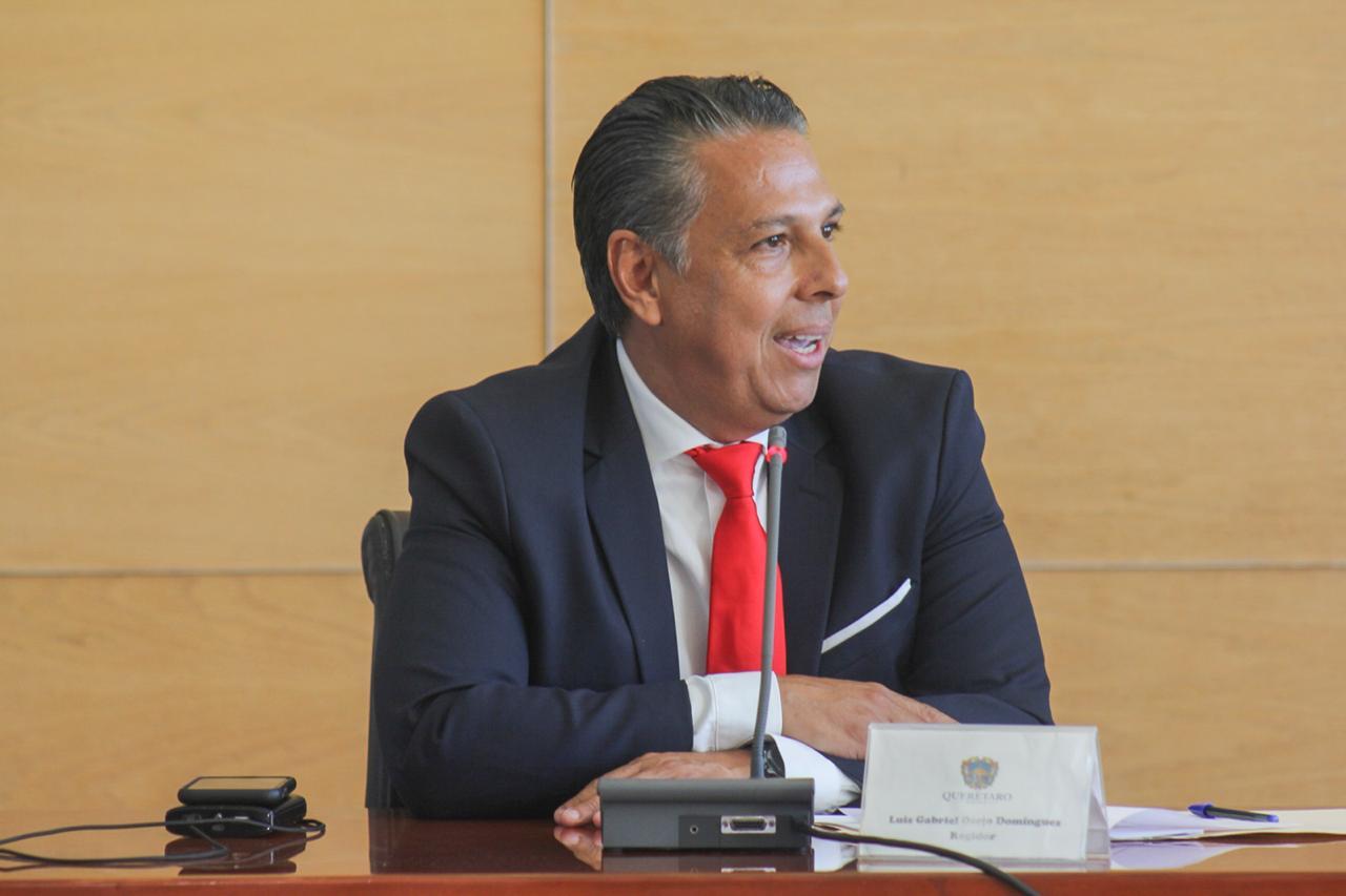 Regidor Luis Gabriel Osejo exhorta a Nava y a Kuri a priorizar obras de ampliación de drenaje