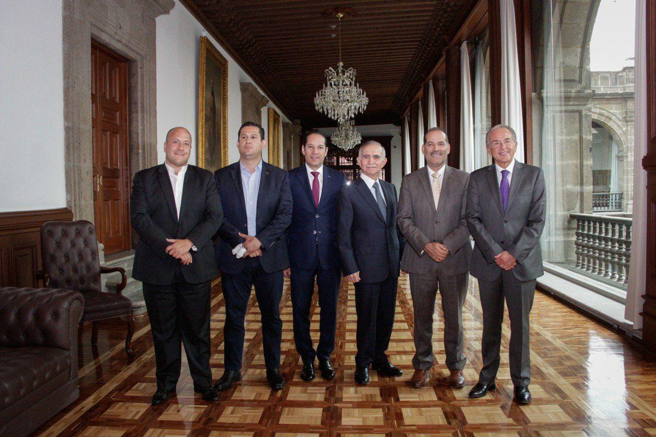 Expone FDS ante Alfonso Romo el proyecto de la Alianza Centro-Occidente