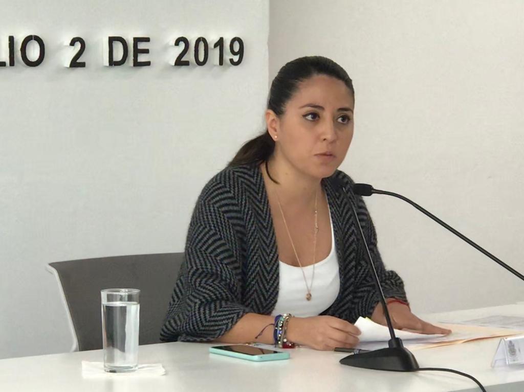 Legislatura aprueba amonestación de casi 18 mil pesos a la diputada Daniela Salgado