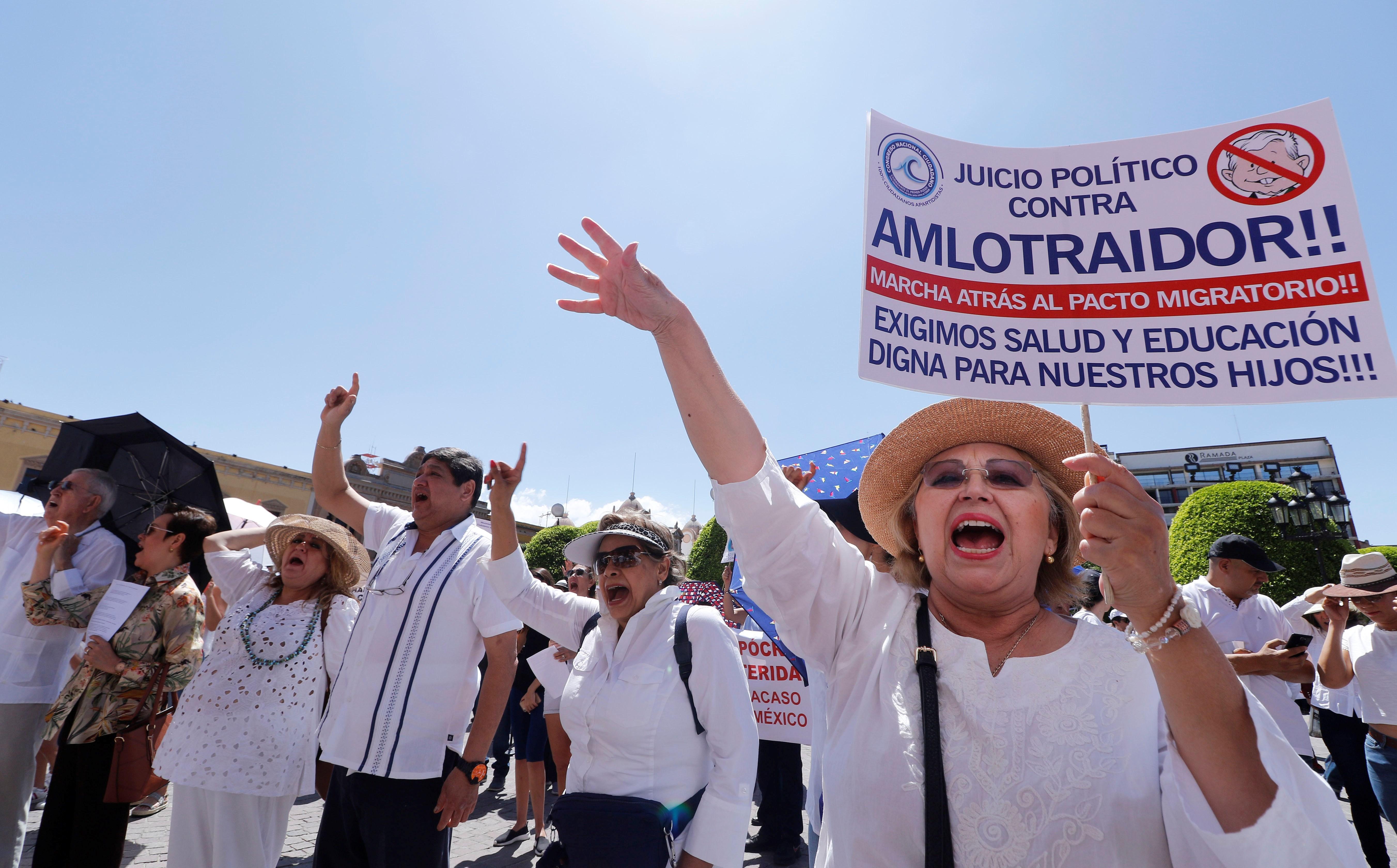 ¿Qué se requiere para ganarle las elecciones a AMLO? ¡Unidad!