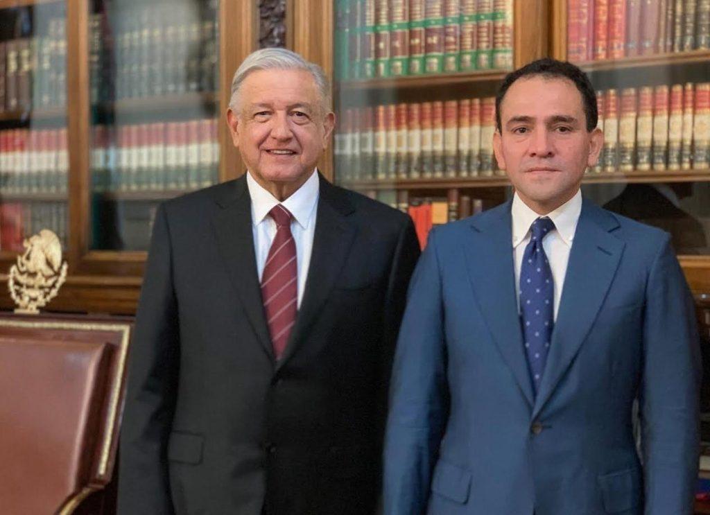 López Obrador designa nuevo secretario tras renuncia de secretario de Hacienda