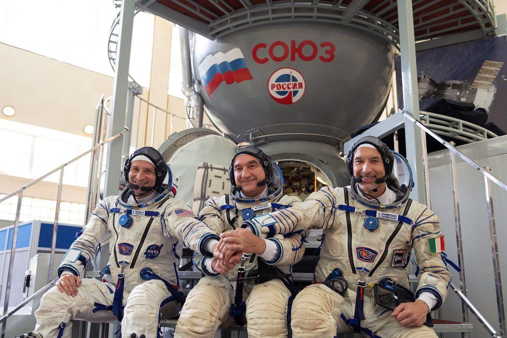 Los experimentos con los que el astronáuta Luca Parmitano mirará a Marte
