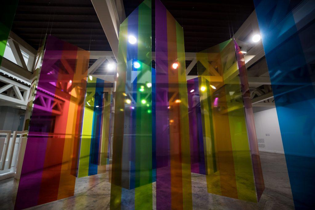 Exposición del artista plástico venezolano Carlos Cruz-Diez