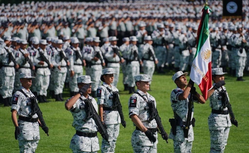 """Funcionó la """"diplomacia de las vacunas"""" impuesta por EUA; más soldados y guardias en la frontera sur"""