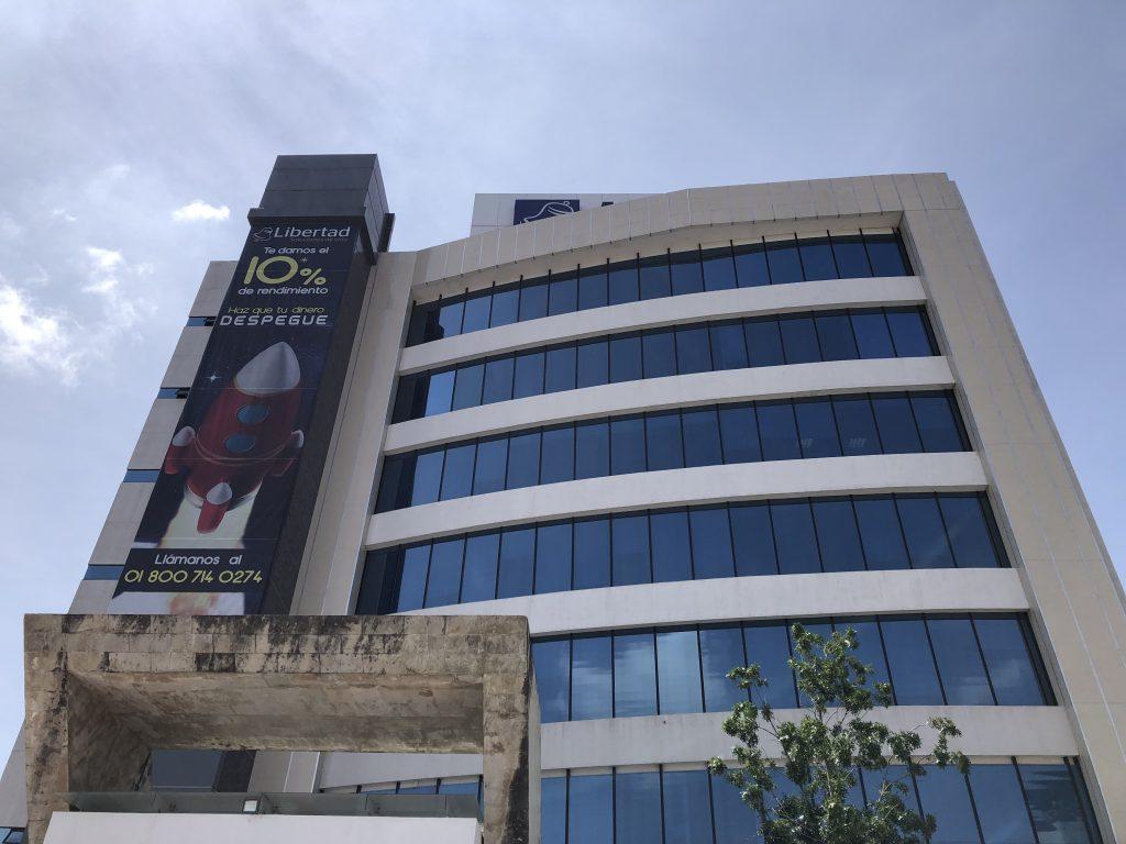 Edificios Libertad Servicios Financieros