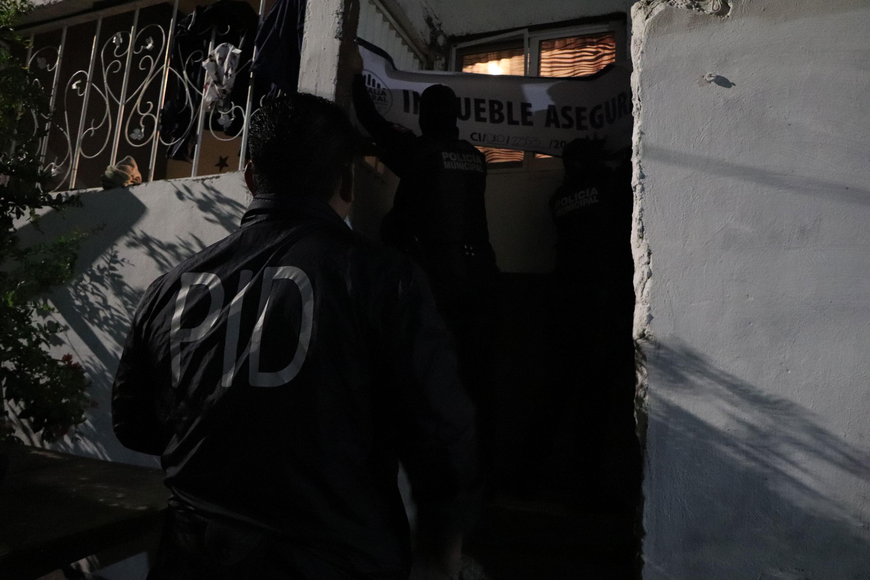 Drogas, armas y cuatro personas detenidas, saldo de ocho cateos realizados por PID