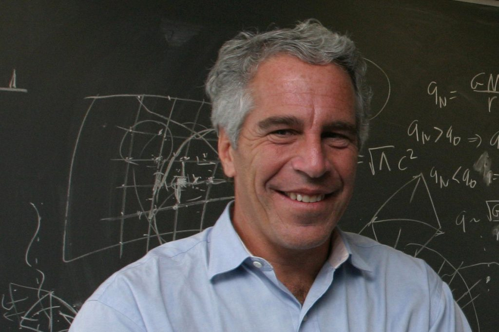 Investment Guru Jeffrey Epstein