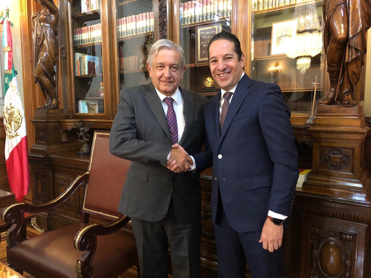 Mi amigo el presidente