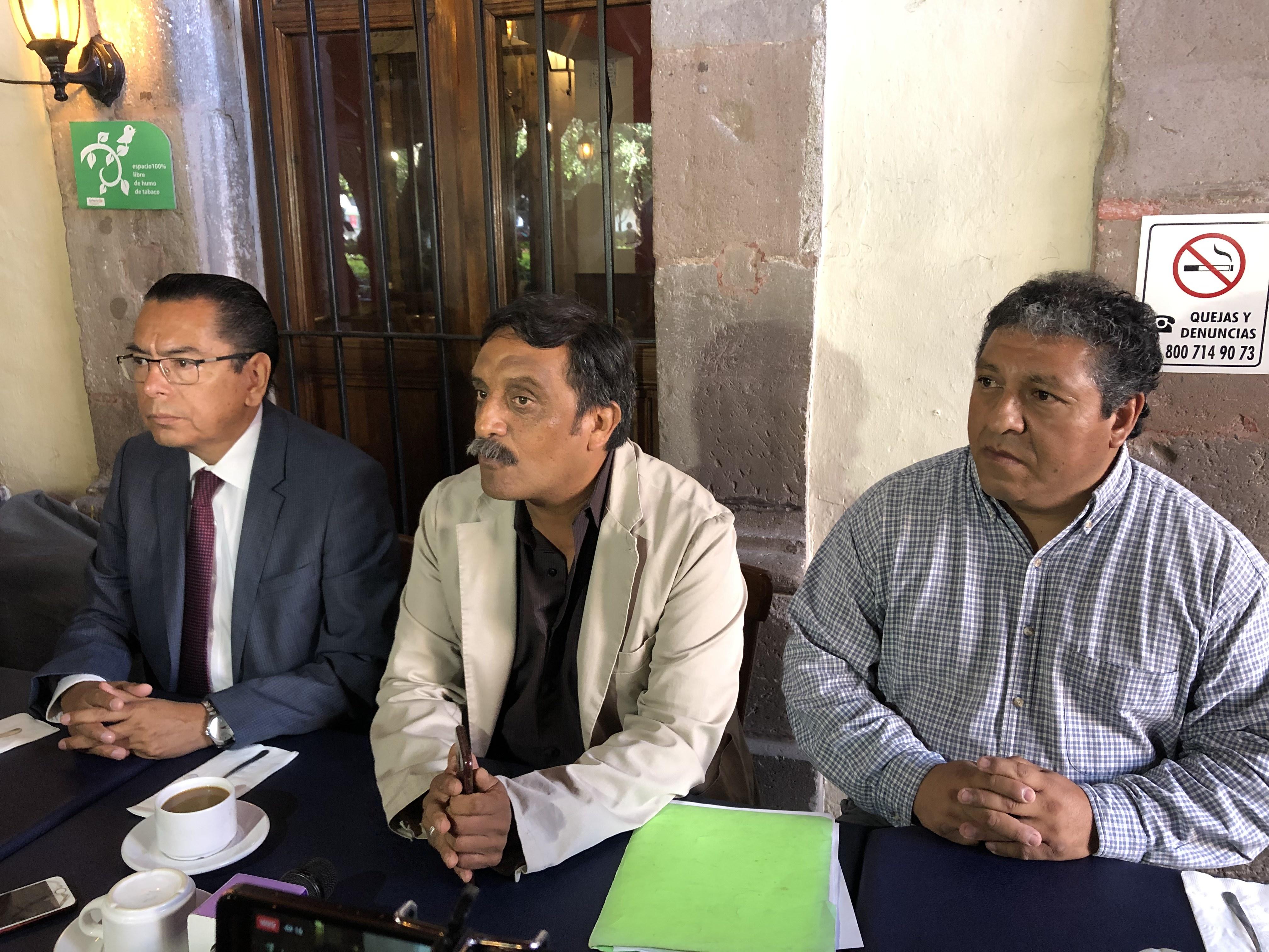 Militantes de Morena preparan queja contra secretario general y secretaria de Finanzas