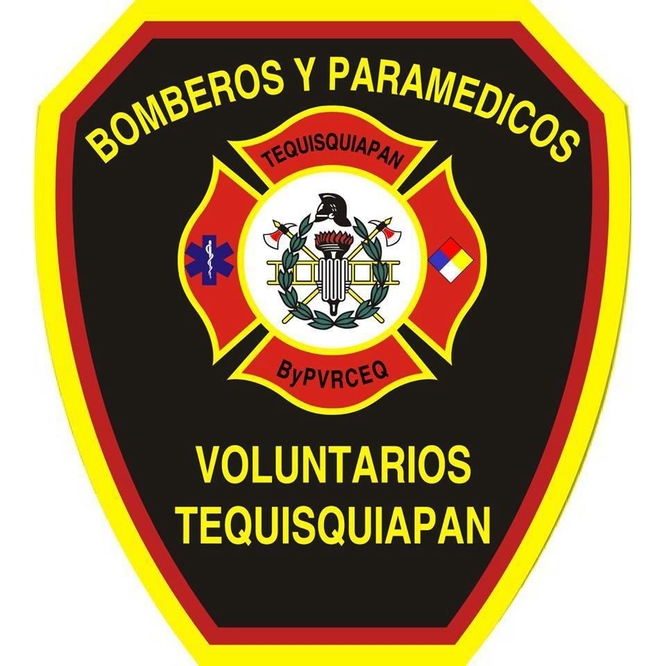 bomberos tequis