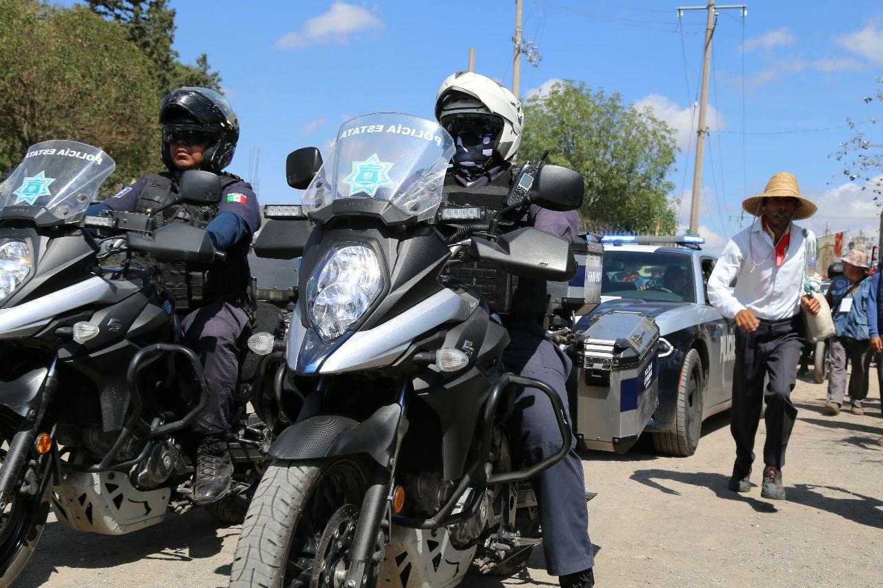 En 2019, más detenidos y menos delitos, asegura SSC