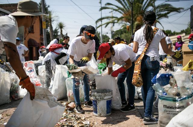 Limpieza Río Querétaro