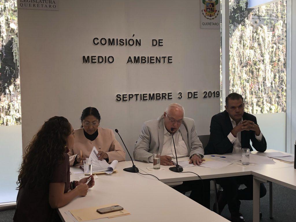 Comisión Ambiente