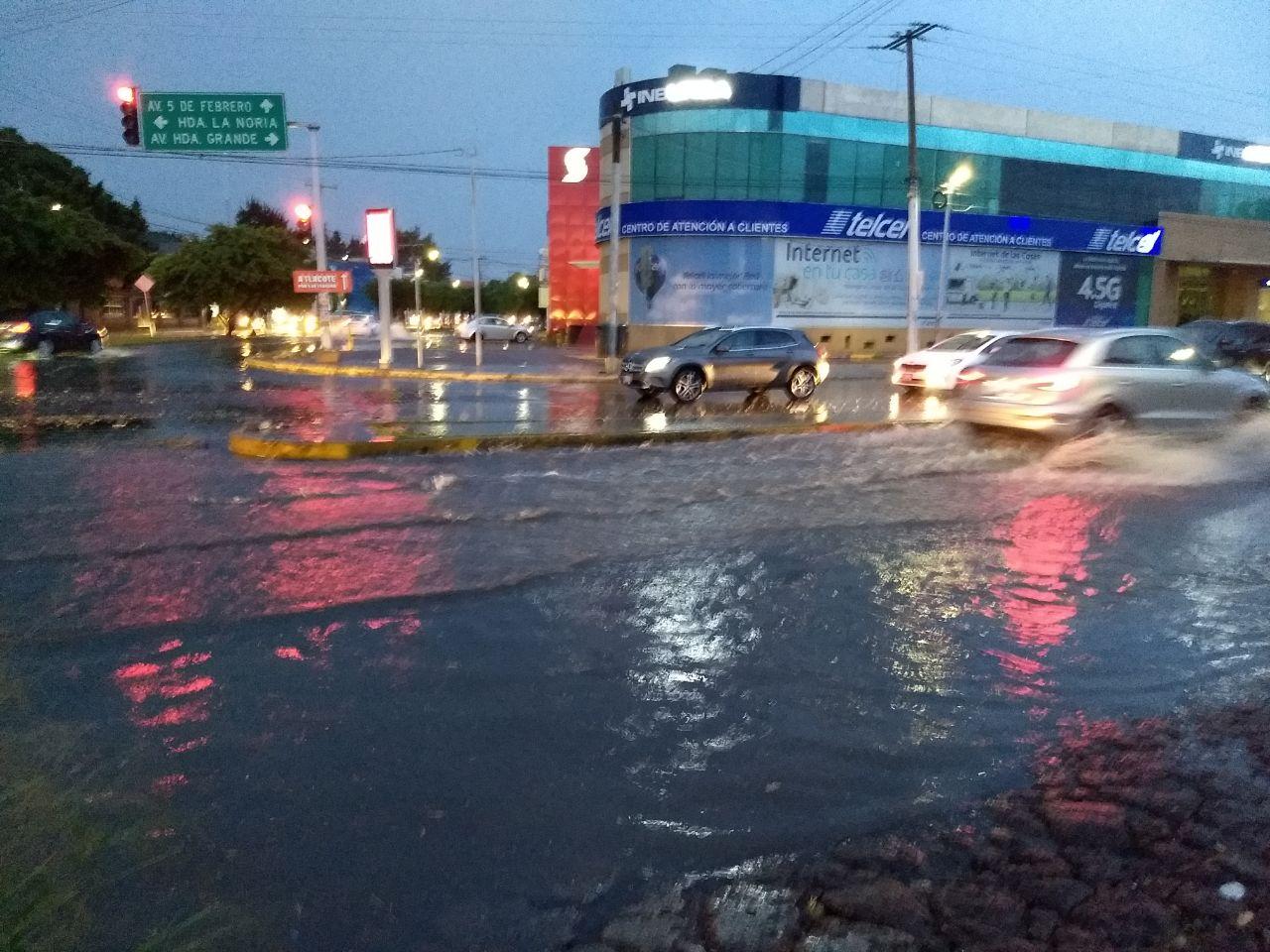 Depresión tropical Hanna provocará lluvias en Querétaro durante toda la semana