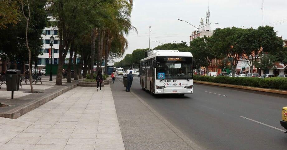 Transporte Qrobús Zaragoza