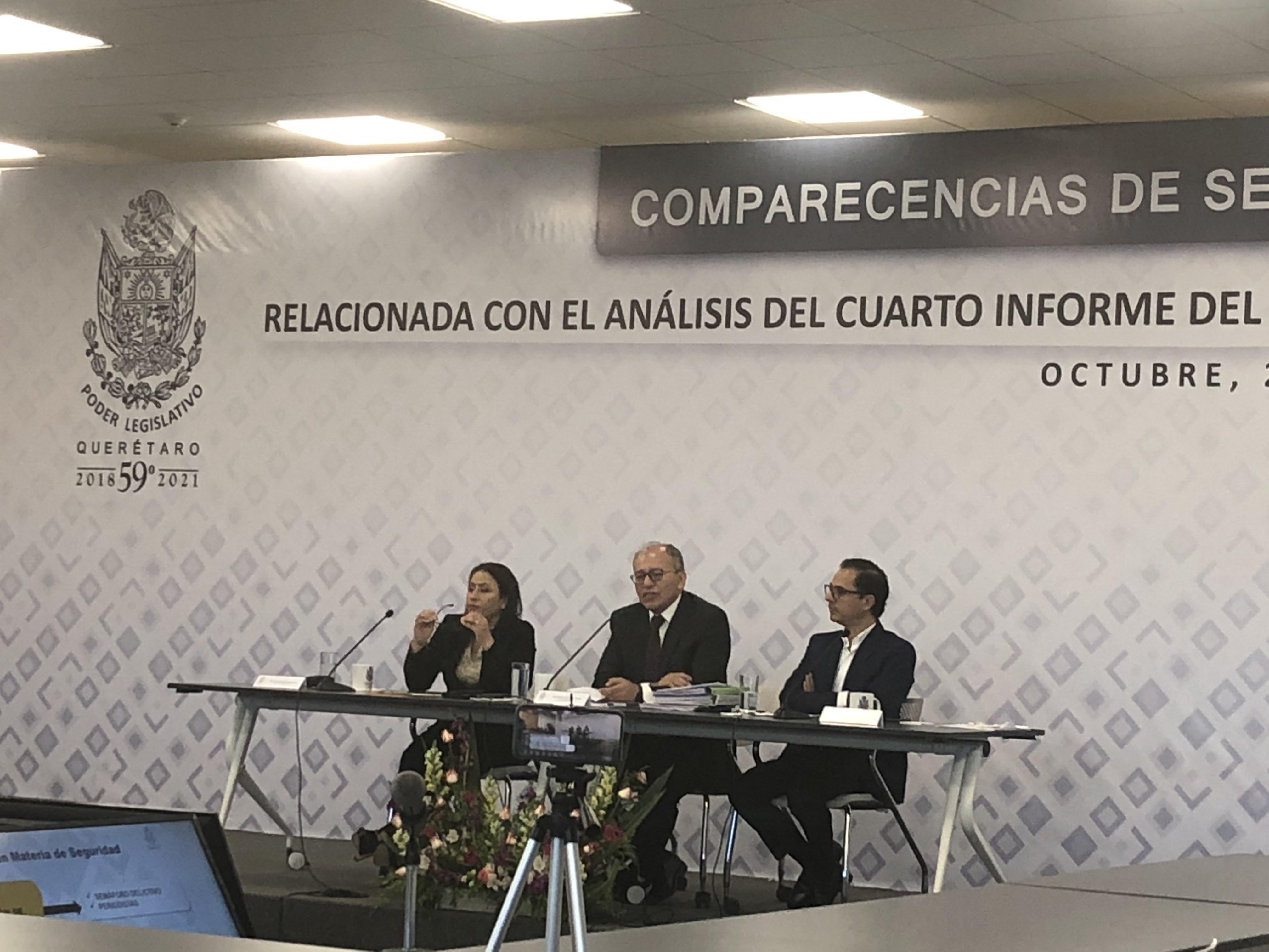 Querétaro presume a México el modelo Cosmos en materia de justicia penal: JMGT