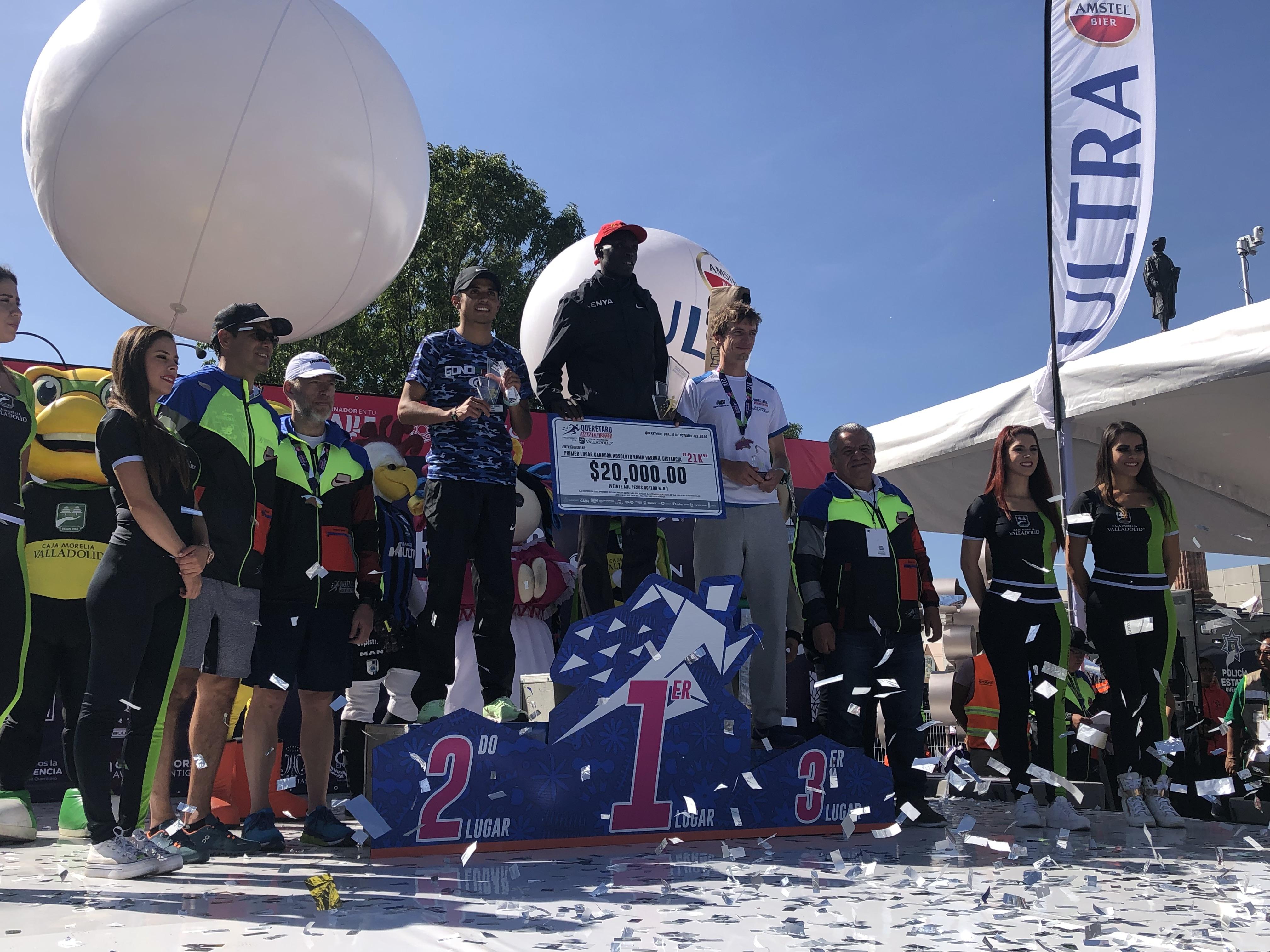 """Querétaro Maratón se reprograma para 21 de marzo; modalidad presencial está en """"veremos"""""""