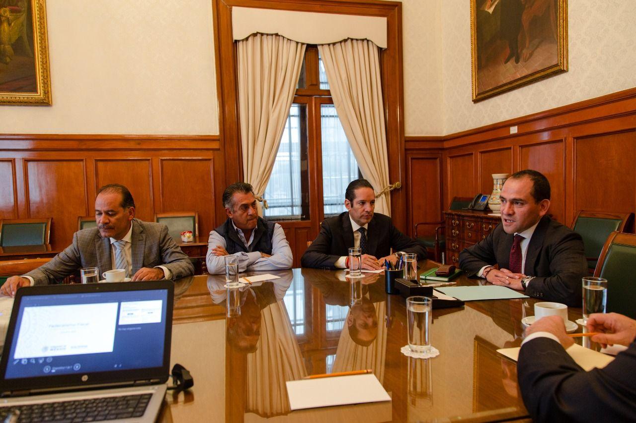 Logra la CONAGO acuerdos con la SHCP para el fortalecimiento fiscal de los estados