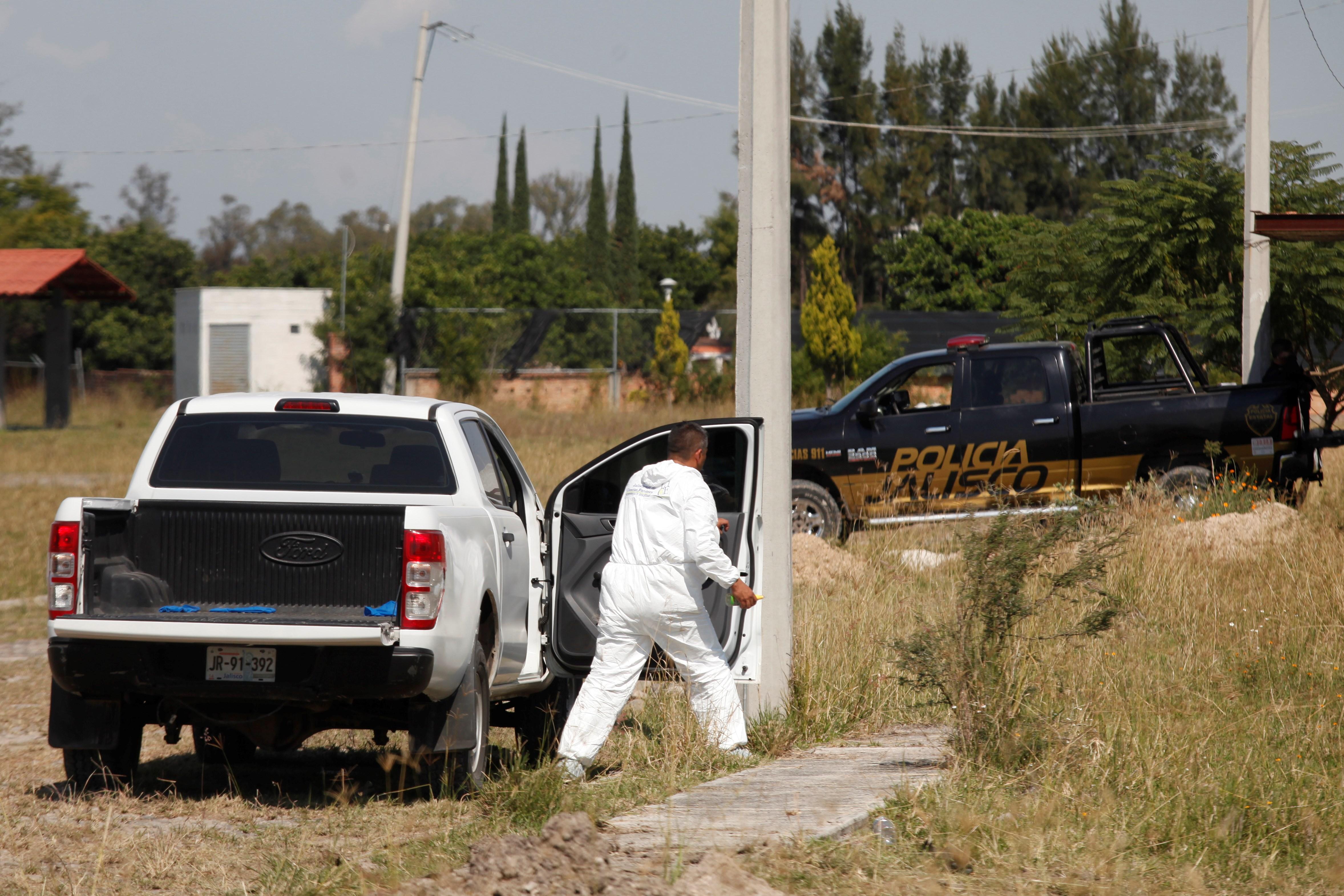 Hallan 25 cuerpos en Tlajomulco de Zúñiga, Jalisco