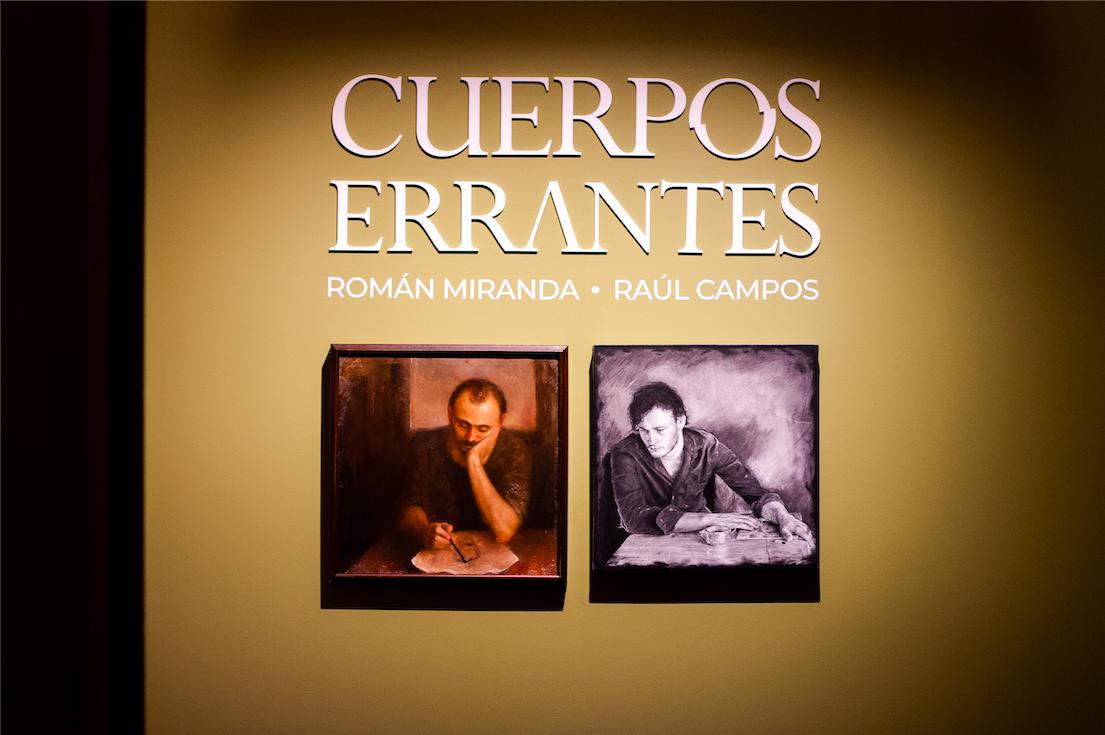 'Cuerpos Errantes' se expone en el Museo Regional