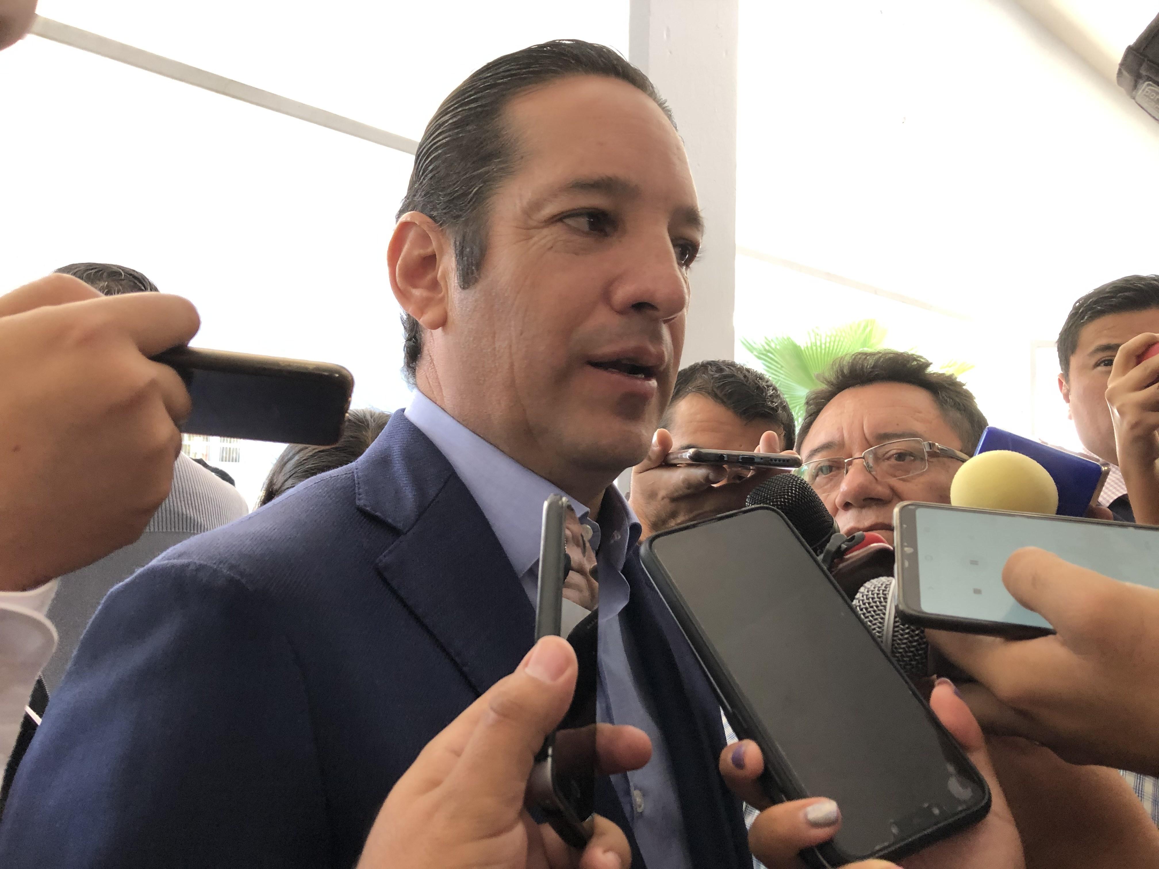 EUA no debe etiquetar violencia en México, considera Pancho Domínguez