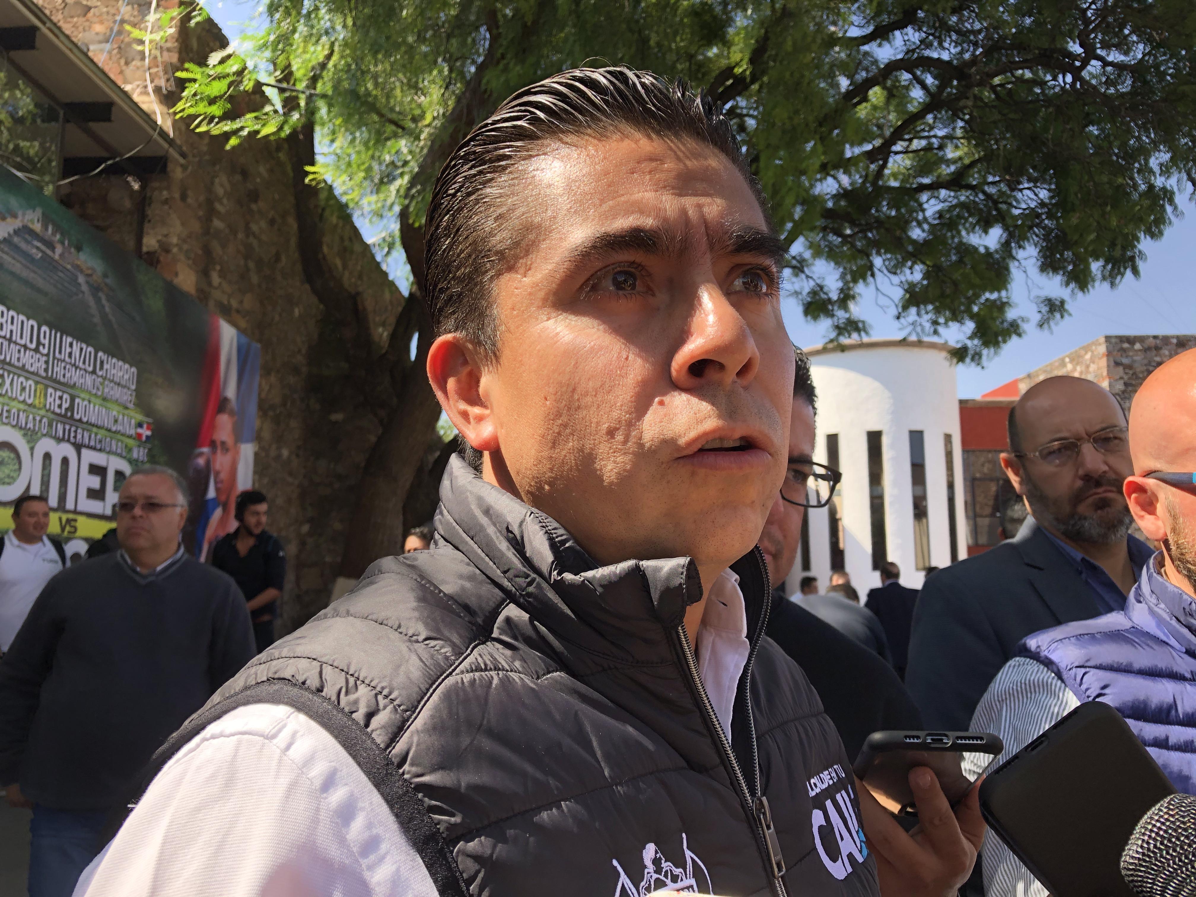 Confirma Roberto Sosa próxima operación de tranvía turístico en Corregidora