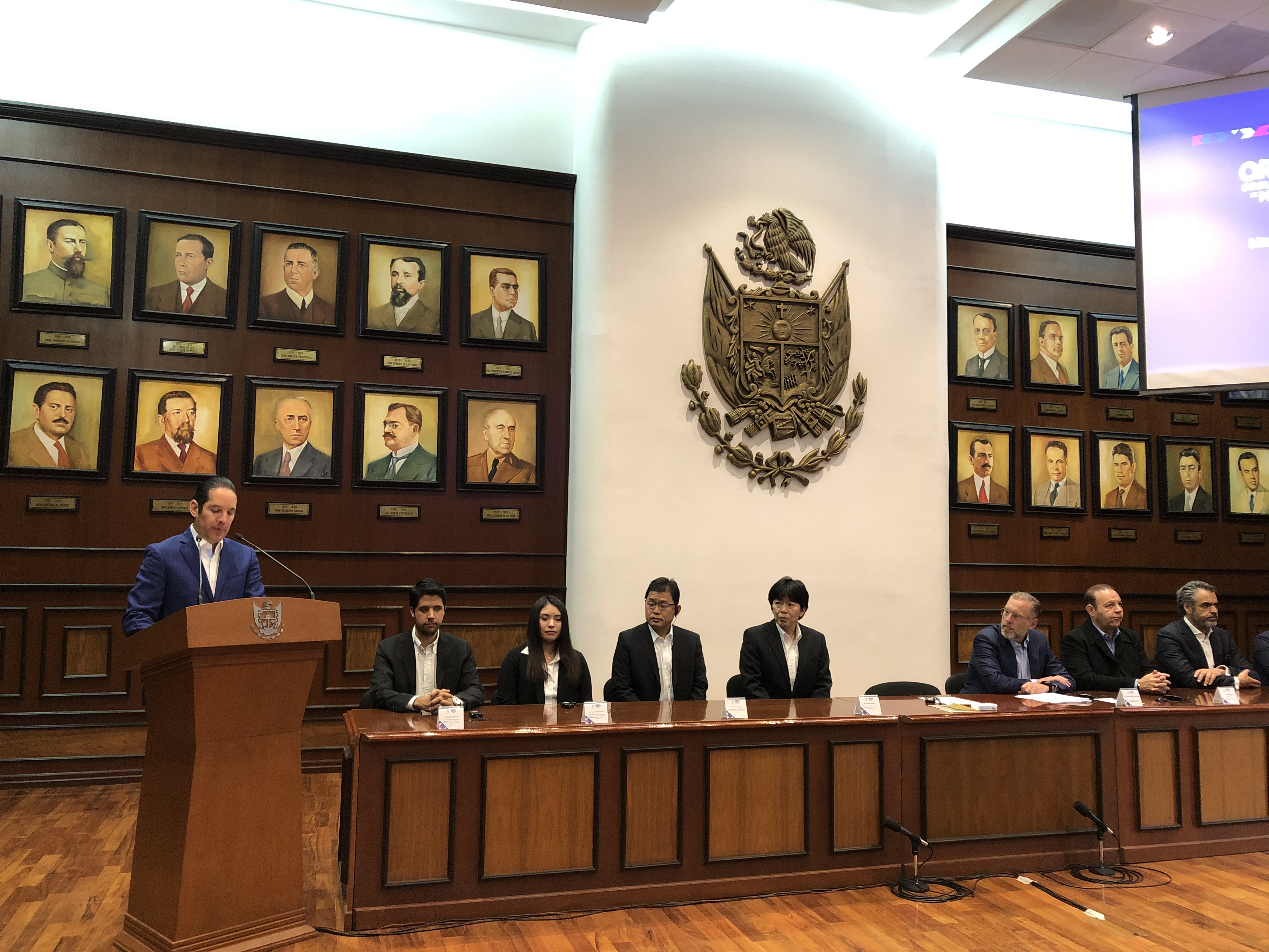 Reconoce FDS importancia de la inversión japonesa en Querétaro