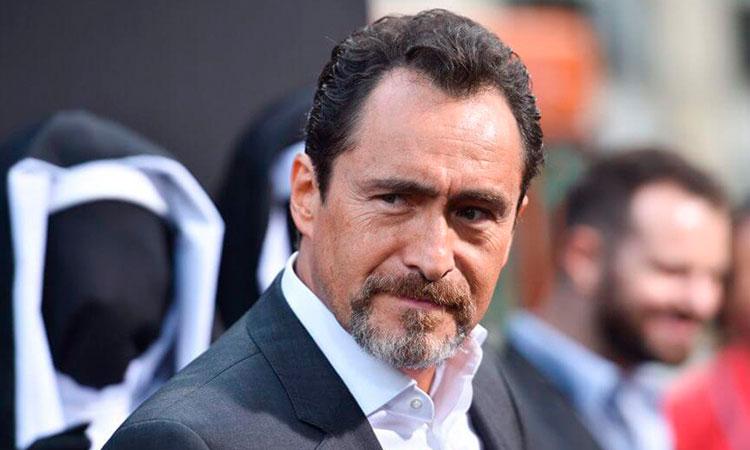 Demián Bichir trabajará a las órdenes de George Clooney en cinta de Netflix