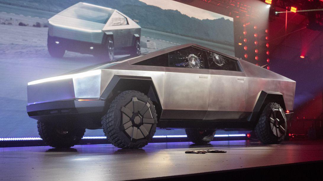 "Tesla ya ha recibido 200 mil pedidos para su camioneta ""pickup"", Cybertruck"
