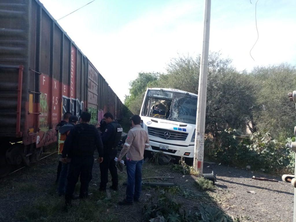 foto accidente tren