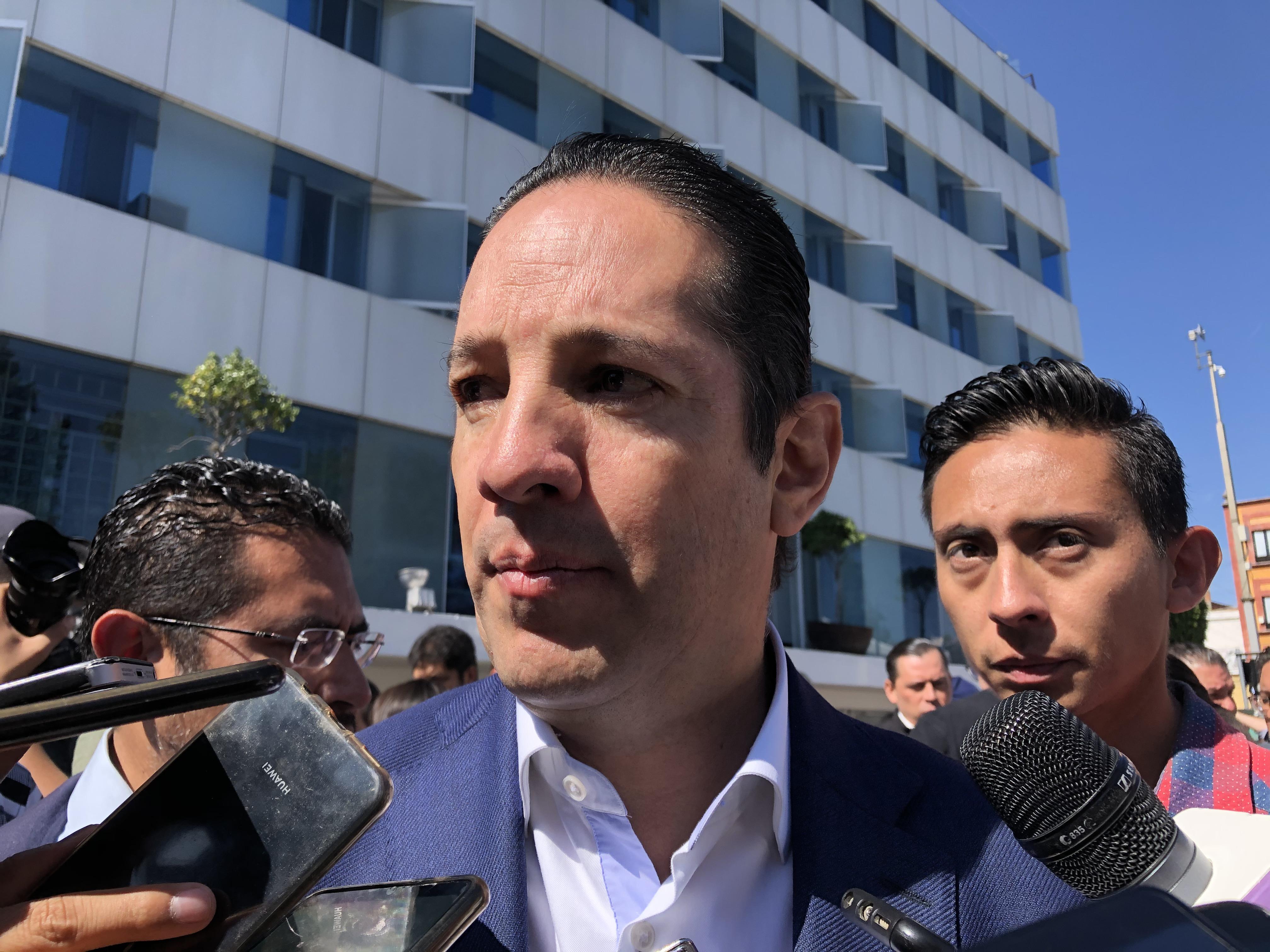 Gobierno de Querétaro no responderá recomendaciones de CNDH: FDS
