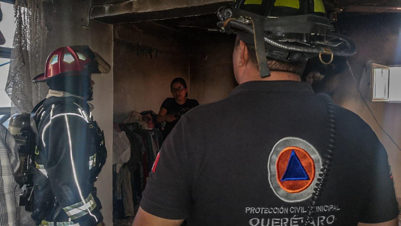 Protección Civil de la capital atiende reporte de incendio cerca de Pie de la Cuesta