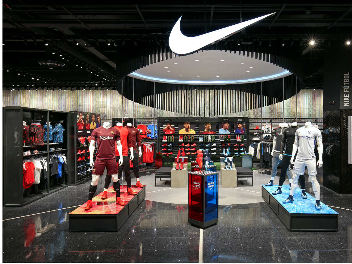 Nike dejará de vender productos a través de la plataforma Amazon