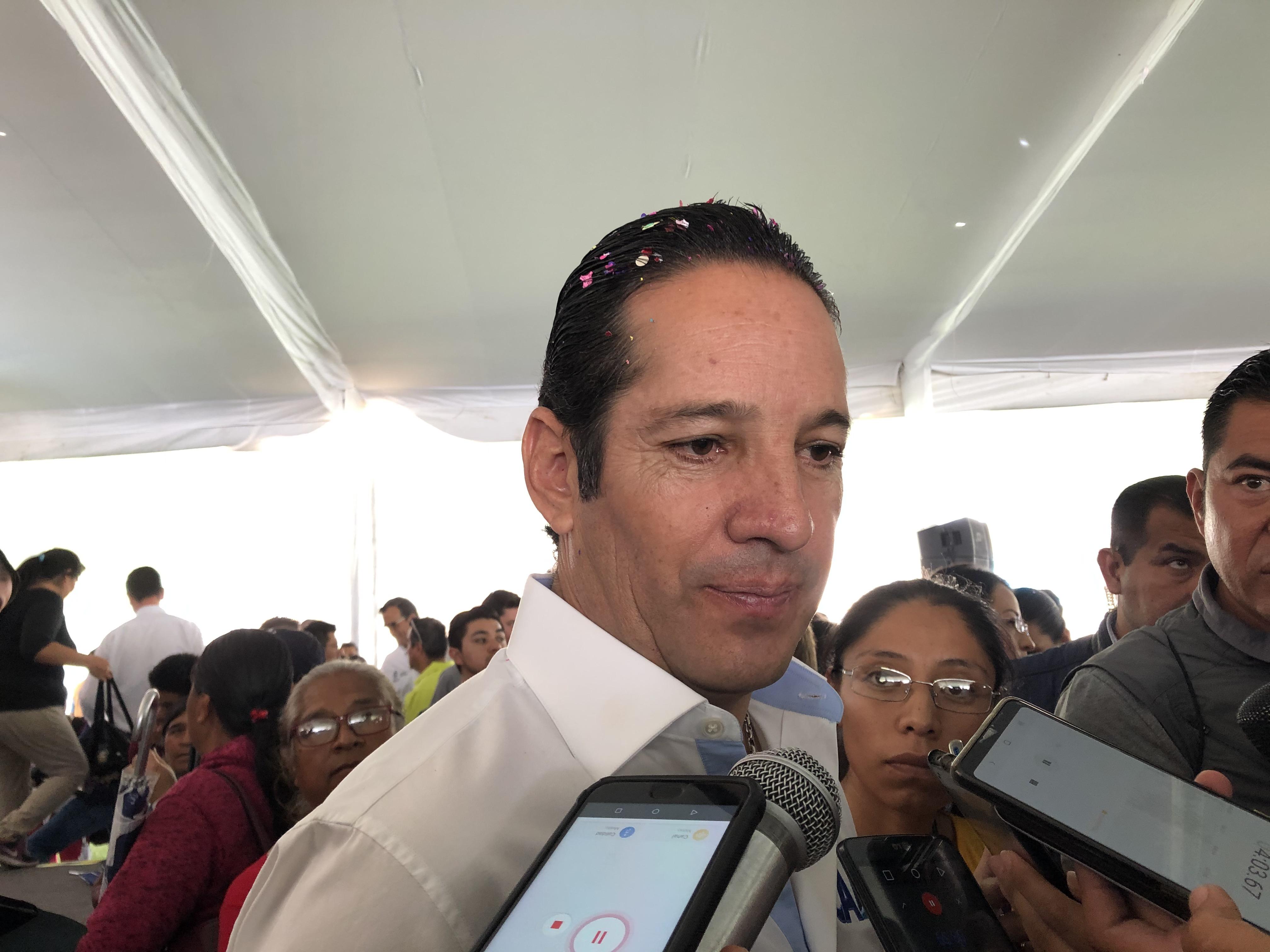 """Rechaza gobernador declarar como """"terrorismo"""" a carteles mexicanos"""