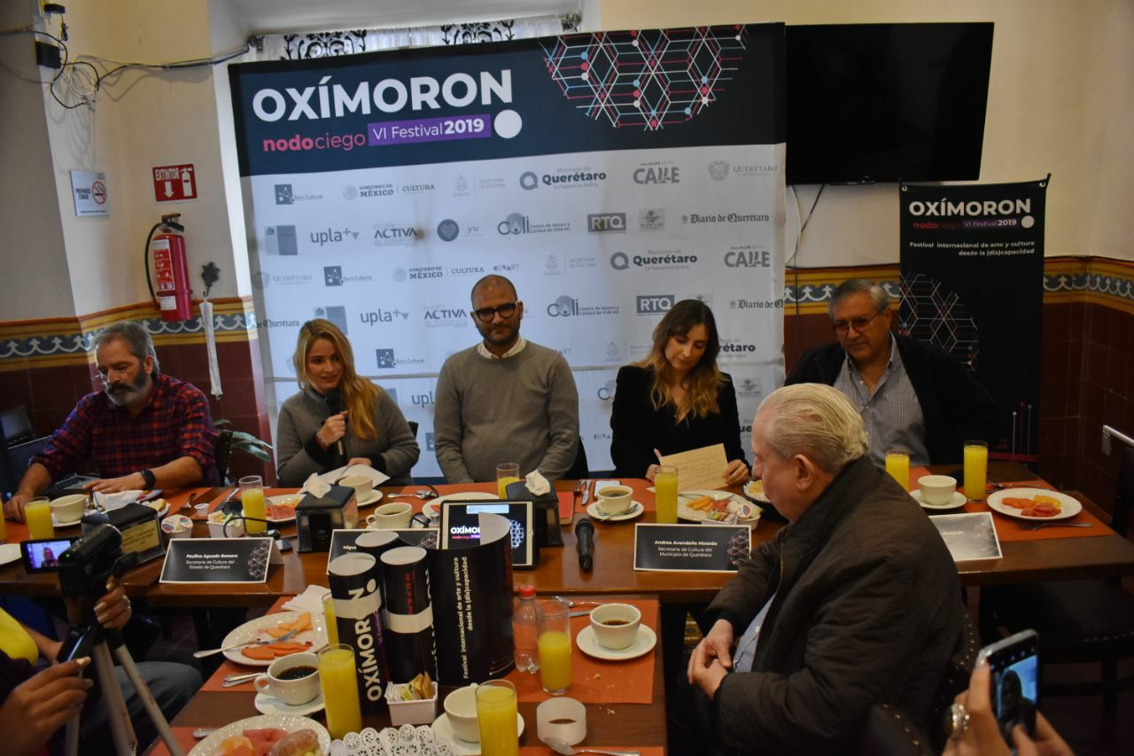 Todo listo para la sexta edición del festival Oxímoron