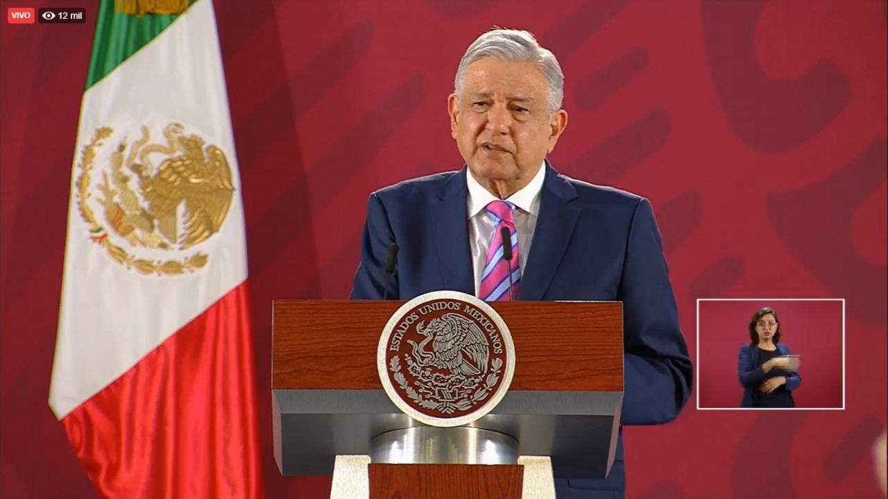 López Obrador busca que la Marina tenga el control de los puertos mexicanos