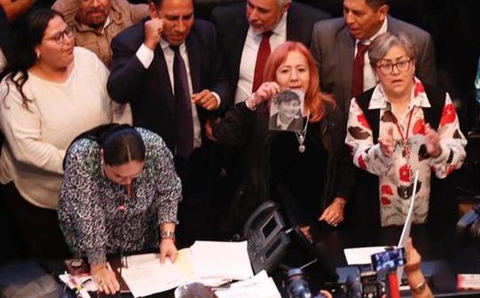 """Desconoce Goan a nueva titular de la CNDH por ser """"producto de un fraude"""""""
