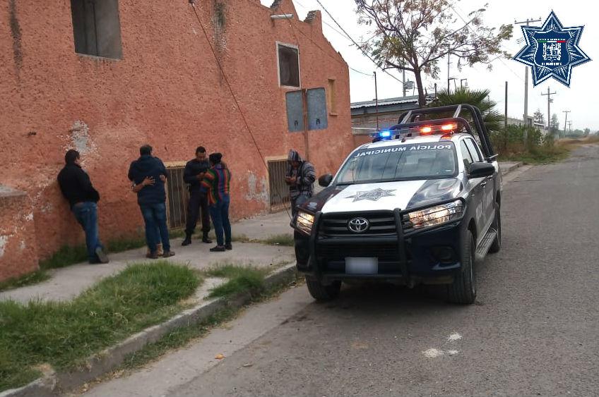 Localizan policías de El Marqués a persona reportada como extraviada